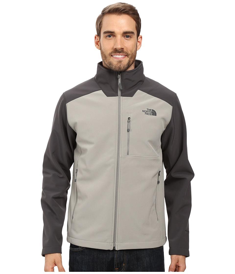 The North Face - Apex Bionic 2 Jacket (Moon Mist Grey/Asphalt Grey) Men's Coat