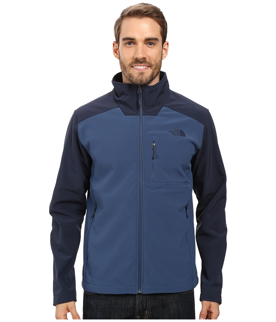 The North Face - Apex Bionic 2 Jacket (Shady Blue/Urban Navy) Men's Coat