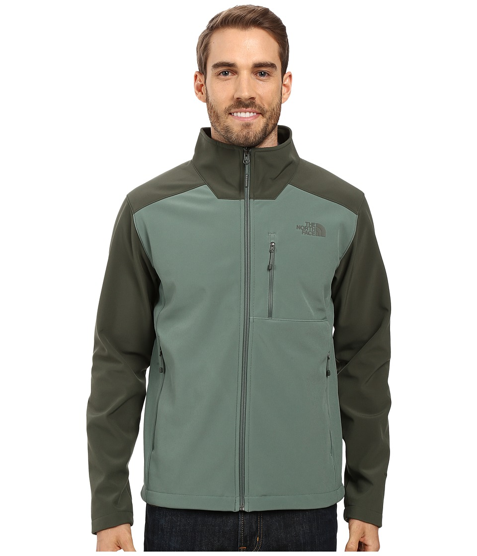 The North Face - Apex Bionic 2 Jacket (Duck Green/Climbing Ivy Green) Men's Coat