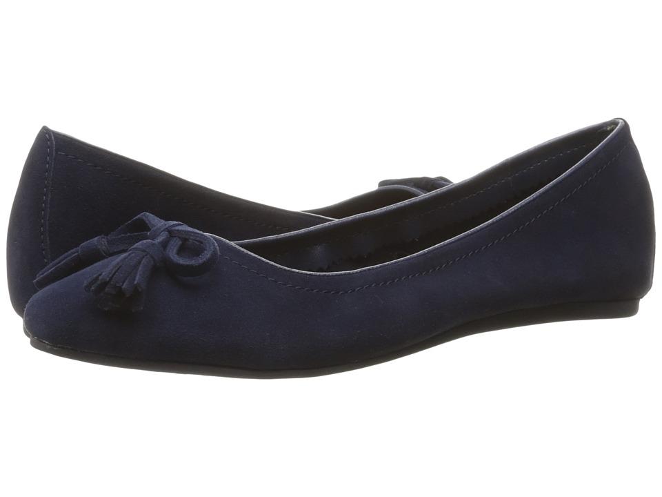 Crocs Lina Embellished Suede (Navy) Women