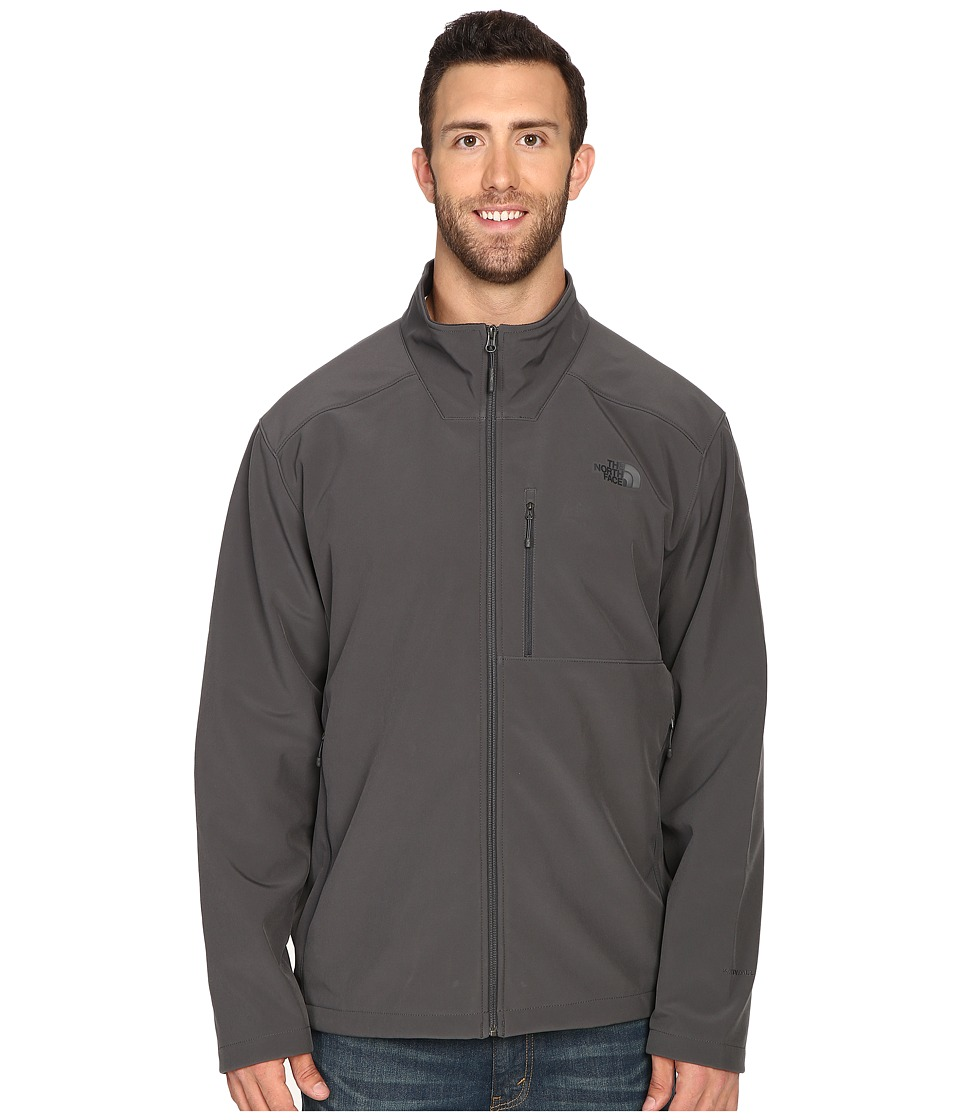 The North Face - Apex Bionic 2 Jacket 3XL (Asphalt Grey/Asphalt Grey) Men's Coat