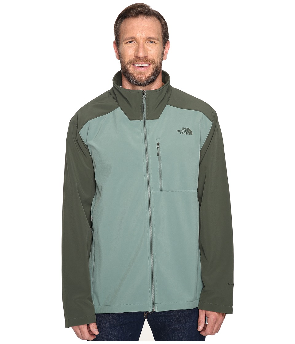 The North Face - Apex Bionic 2 Jacket 3XL (Duck Green/Climbing Ivy Green) Men's Coat