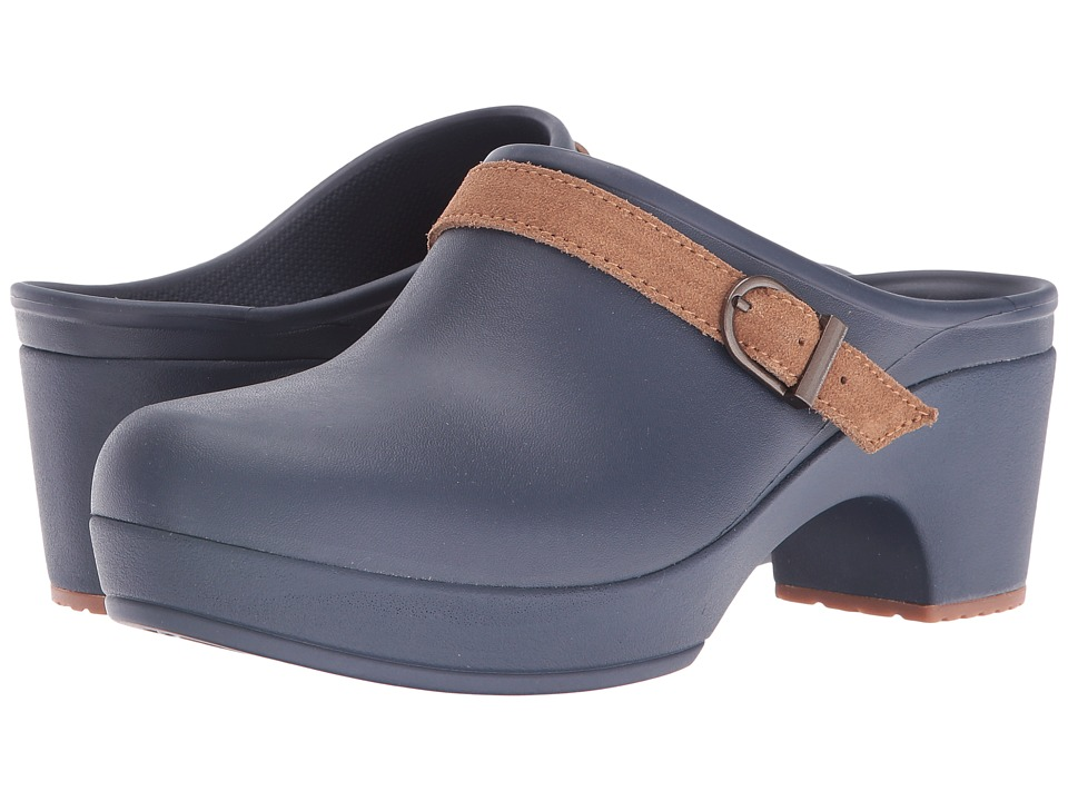 Crocs - Sarah Clog (Navy) Women's Clog Shoes