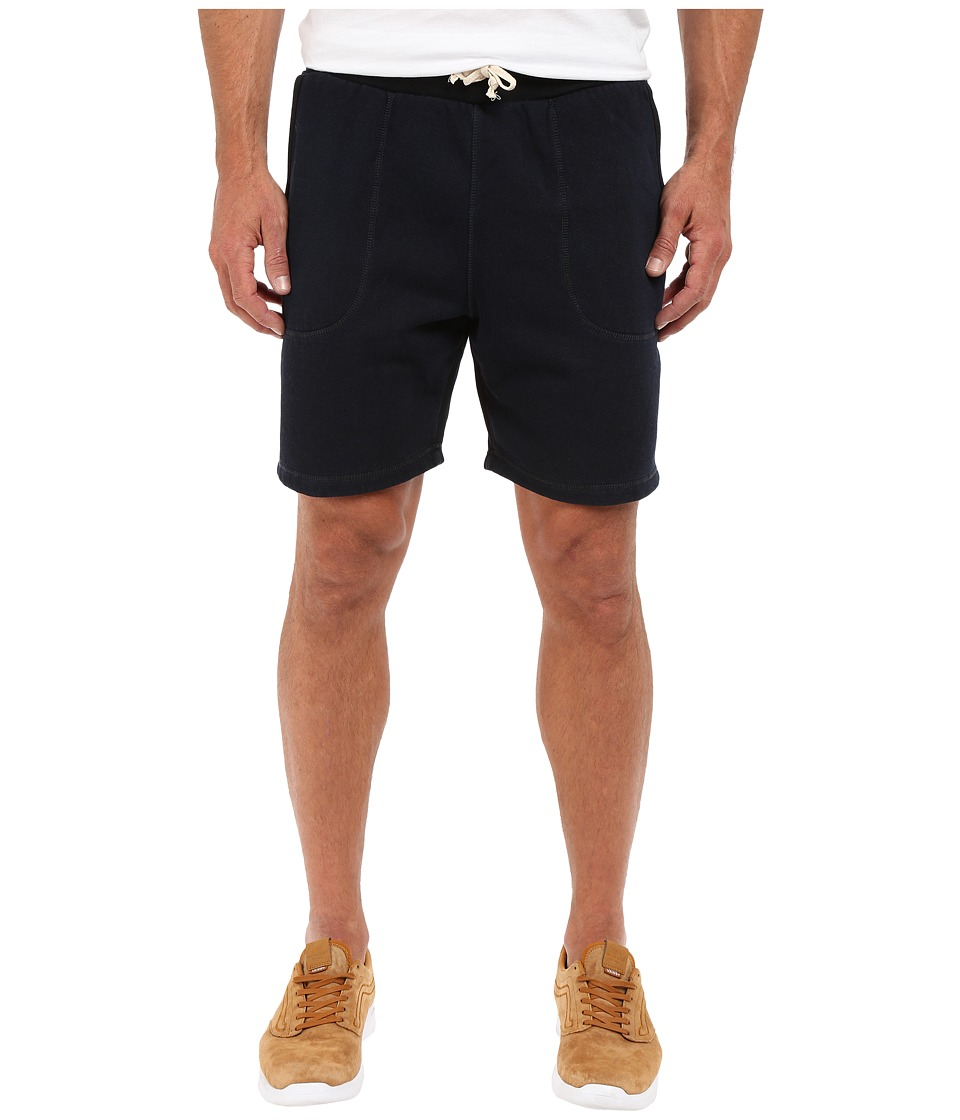 Scotch & Soda - Home Alone Sweat Shorts (Black) Men's Shorts