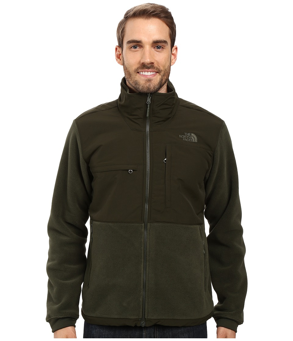 The North Face - Denali 2 Jacket (Recycled Climbing Ivy Green/Rosin Green) Men's Coat