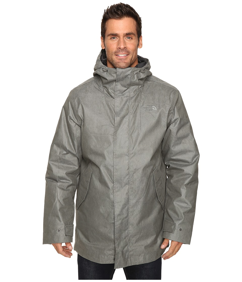 The North Face - Elmhurst Triclimate Jacket (Fusebox Grey) Men's Coat