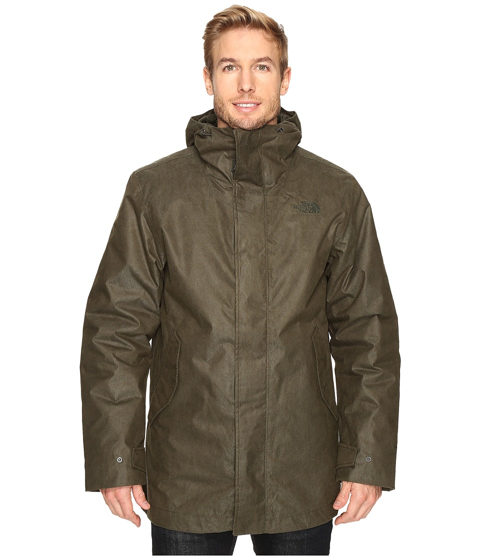 The North Face - Elmhurst Triclimate Jacket (Rosin Green) Men's Coat