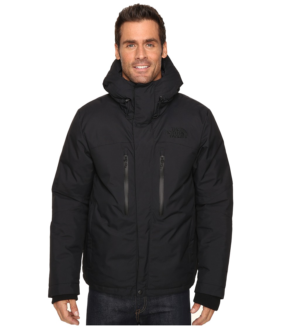 The North Face - Himalayan Lifestyle Parka (TNF Black) Men's Coat