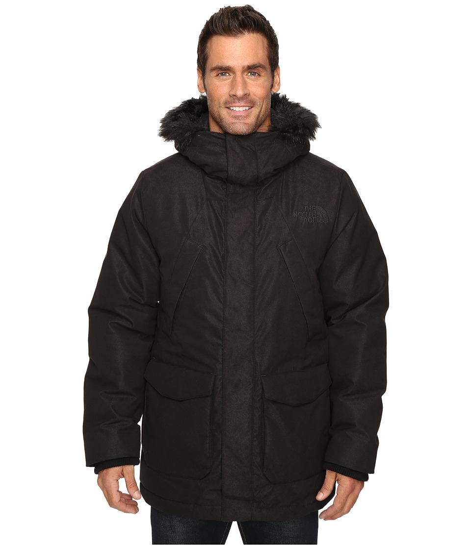 The North Face - Degray Parka (TNF Black) Men's Coat