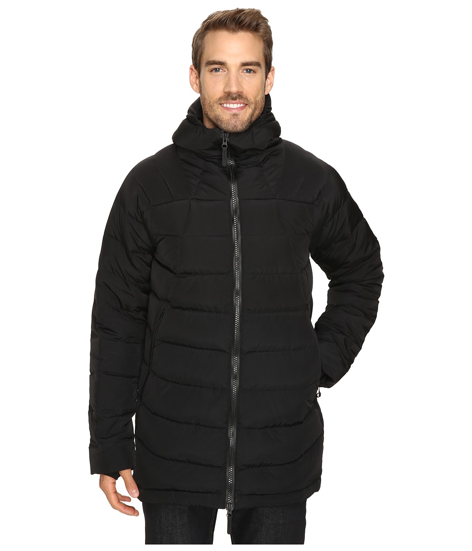 The North Face - Kanatak Parka (TNF Black) Men's Coat