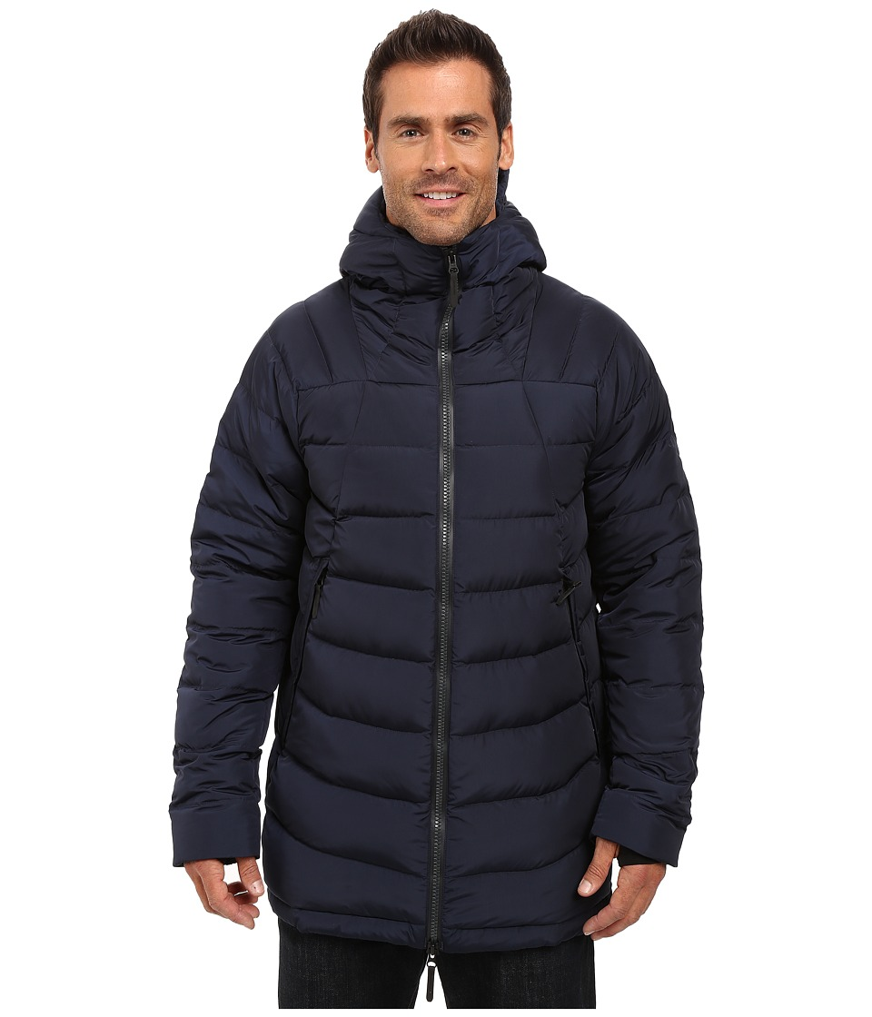 The North Face - Kanatak Parka (Urban Navy) Men's Coat