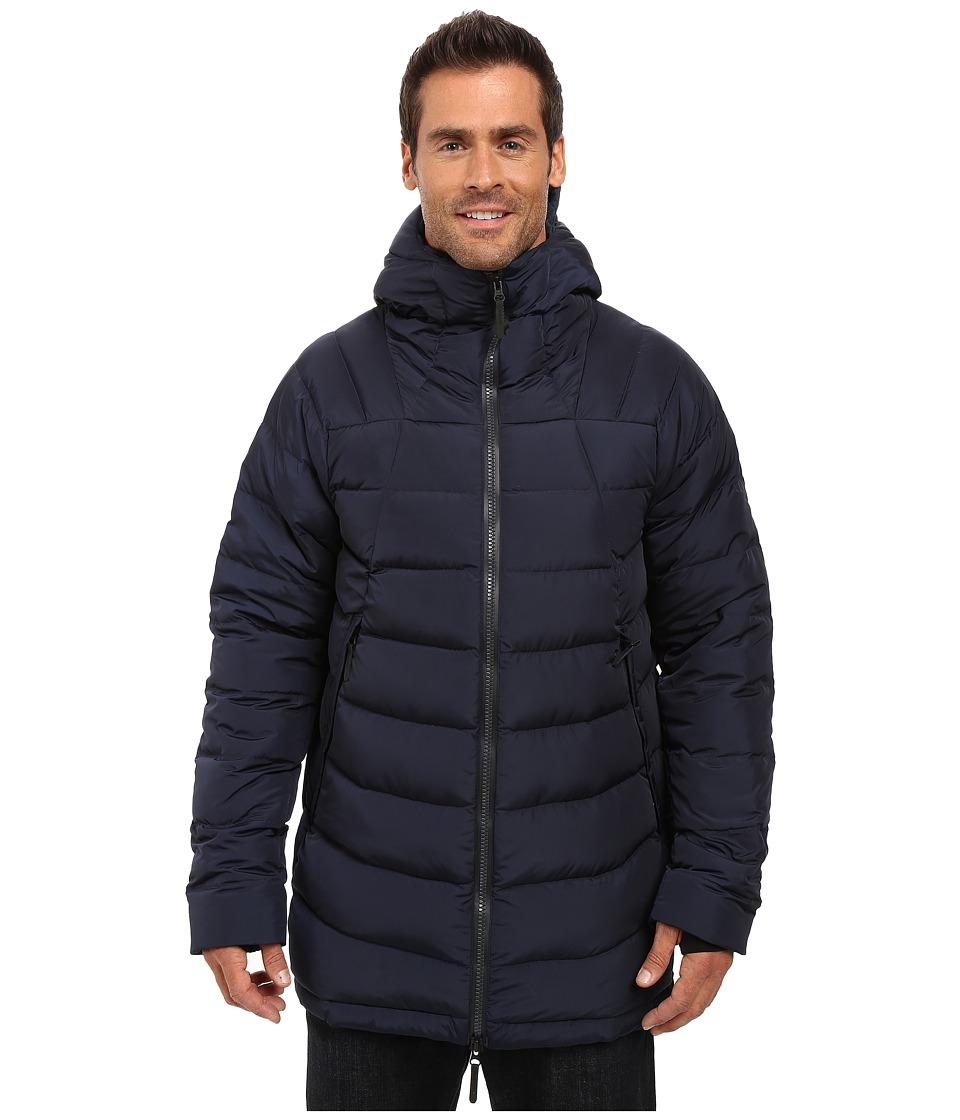 The North Face - Kanatak Parka (Urban Navy) Men's Coat