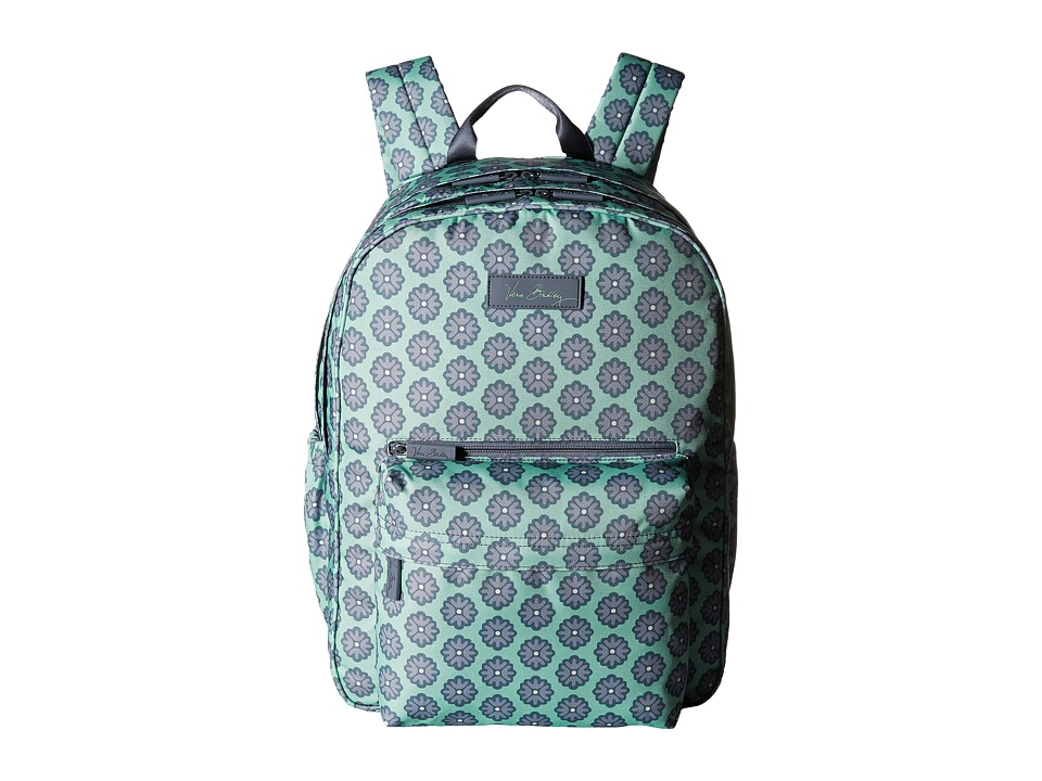 Vera Bradley - Lighten Up Grande Backpack (Nomadic Blossoms) Backpack Bags