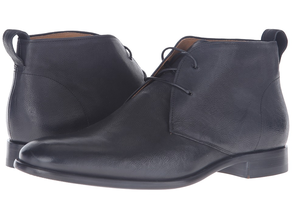 Vince - Alberto (Black) Men's Shoes