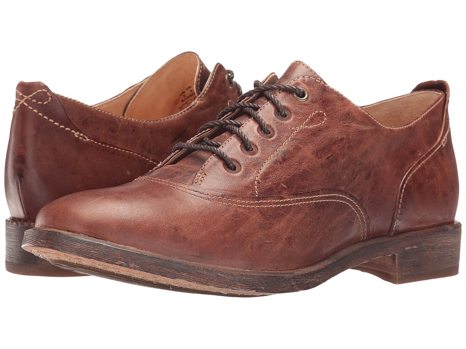 Timberland - Timberland Boot Company Lucille Lace Oxford (Dark Russet Vintage) Women's Dress Boots