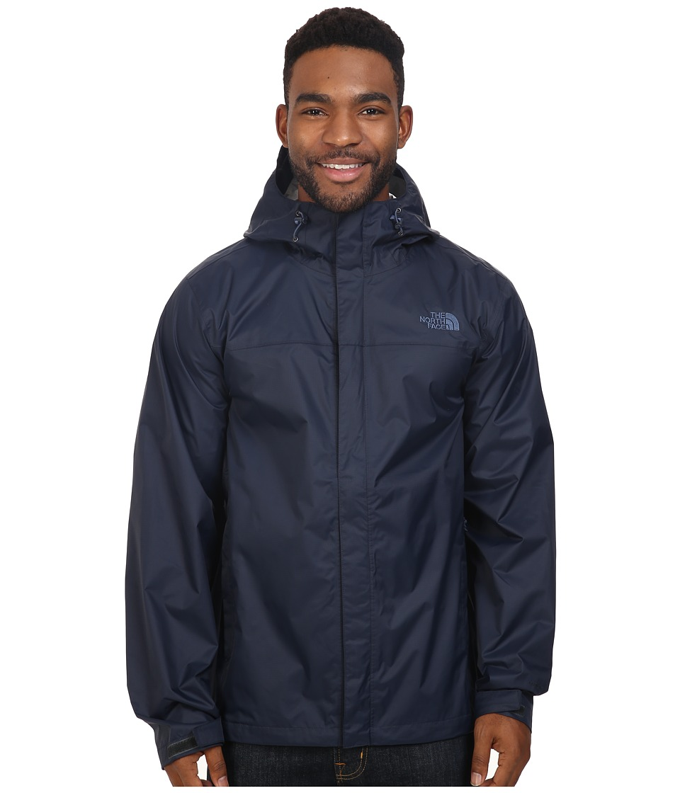 The North Face - Venture Jacket (Urban Navy/Urban Navy) Men's Coat