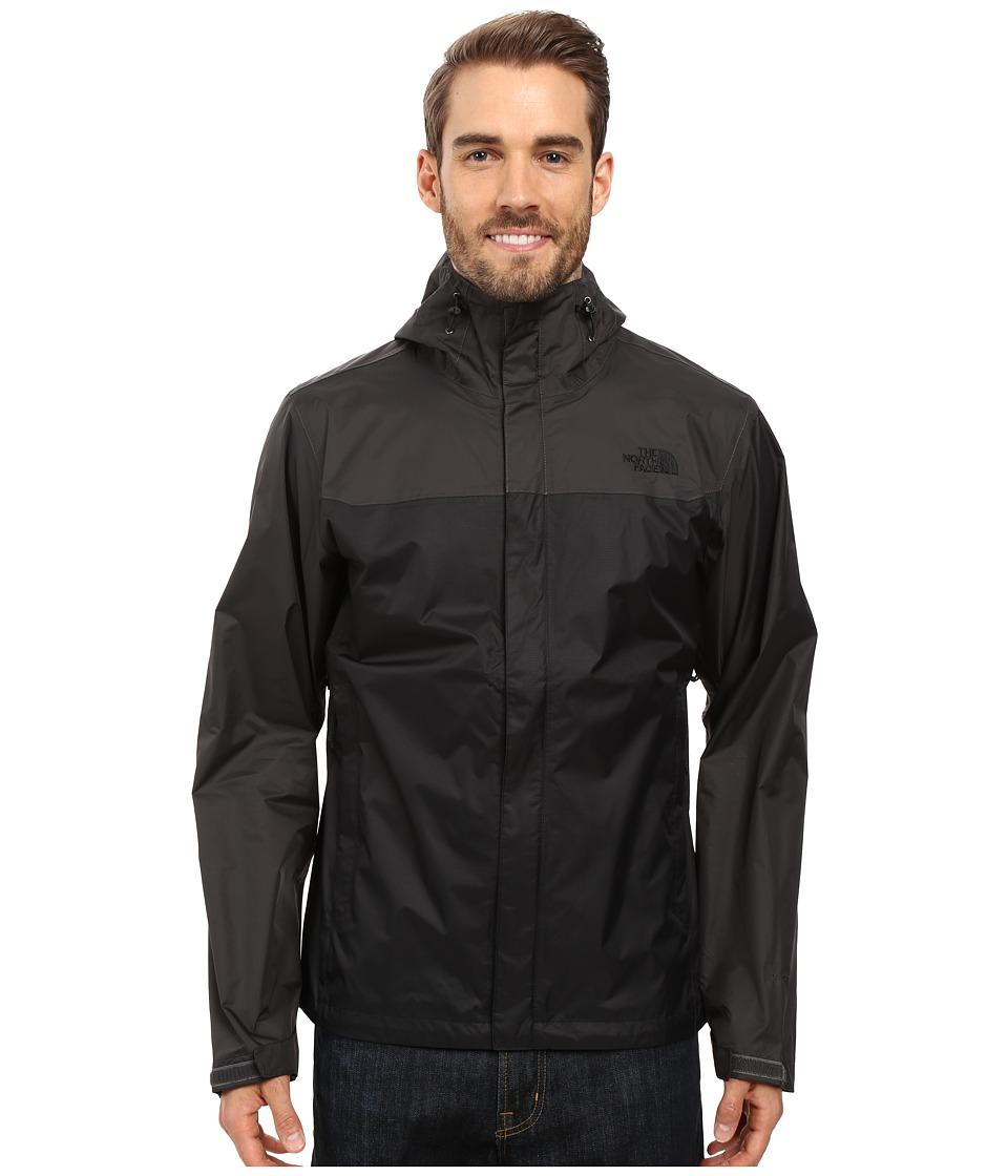 The North Face - Venture Jacket (TNF Black/Asphalt Grey) Men's Coat