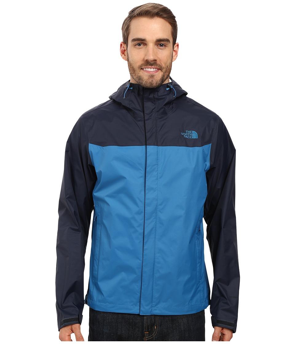 The North Face - Venture Jacket (Banff Blue/Urban Navy) Men's Coat