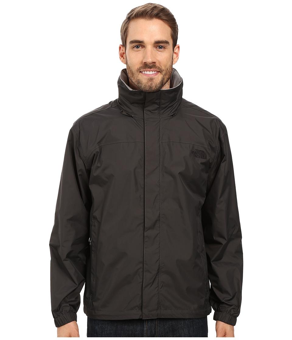 The North Face - Resolve Jacket (Asphalt Grey/Moon Mist Grey) Men's Sweatshirt