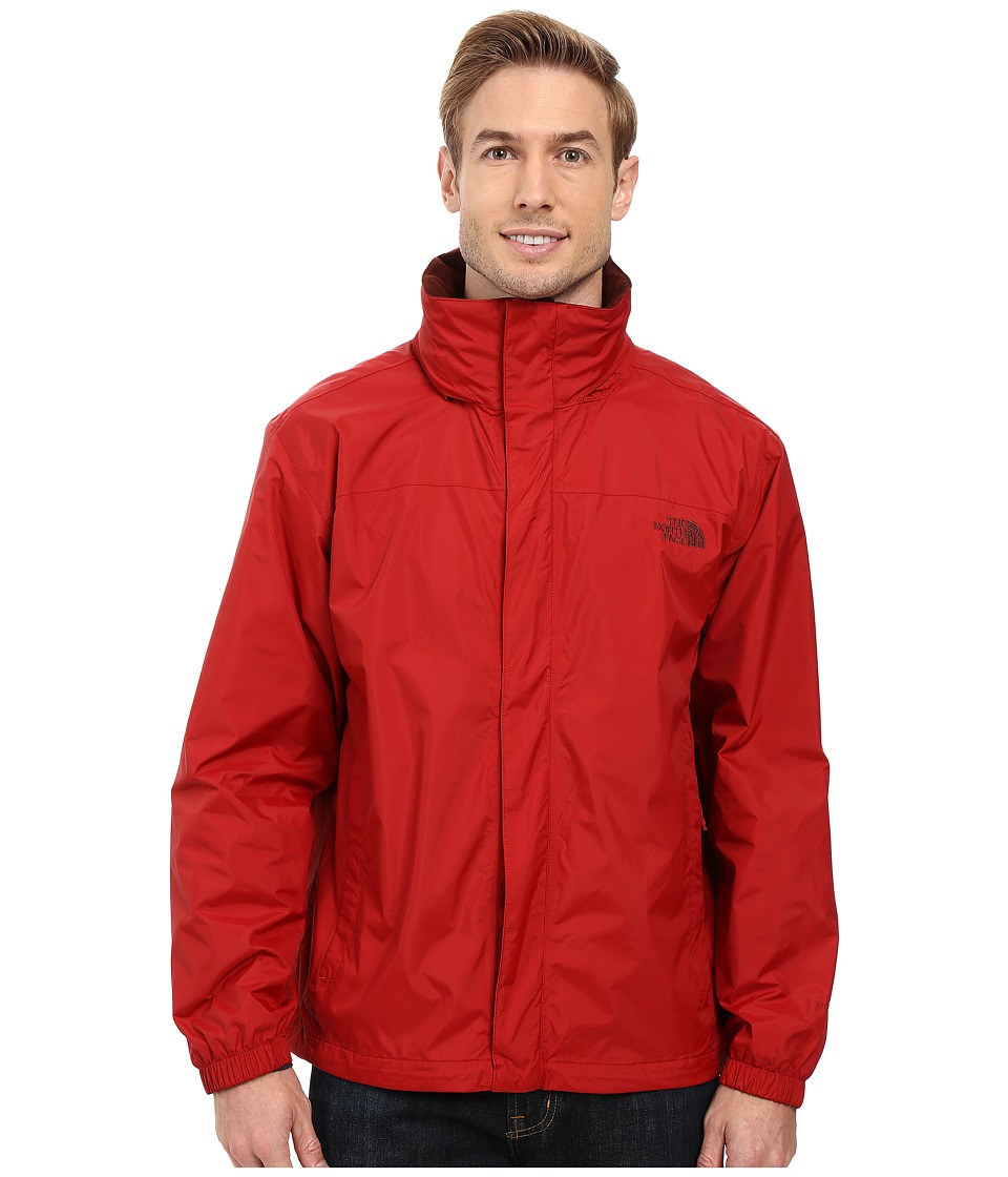 The North Face - Resolve Jacket (Cardinal Red) Men's Sweatshirt
