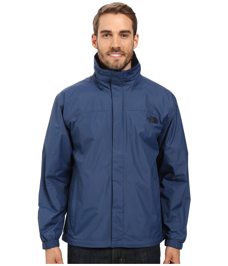 The North Face - Resolve Jacket (Shady Blue) Men's Sweatshirt
