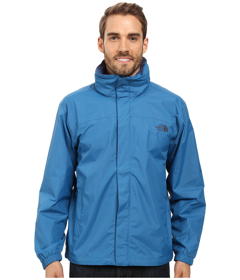 The North Face - Resolve Jacket (Banff Blue) Men's Sweatshirt