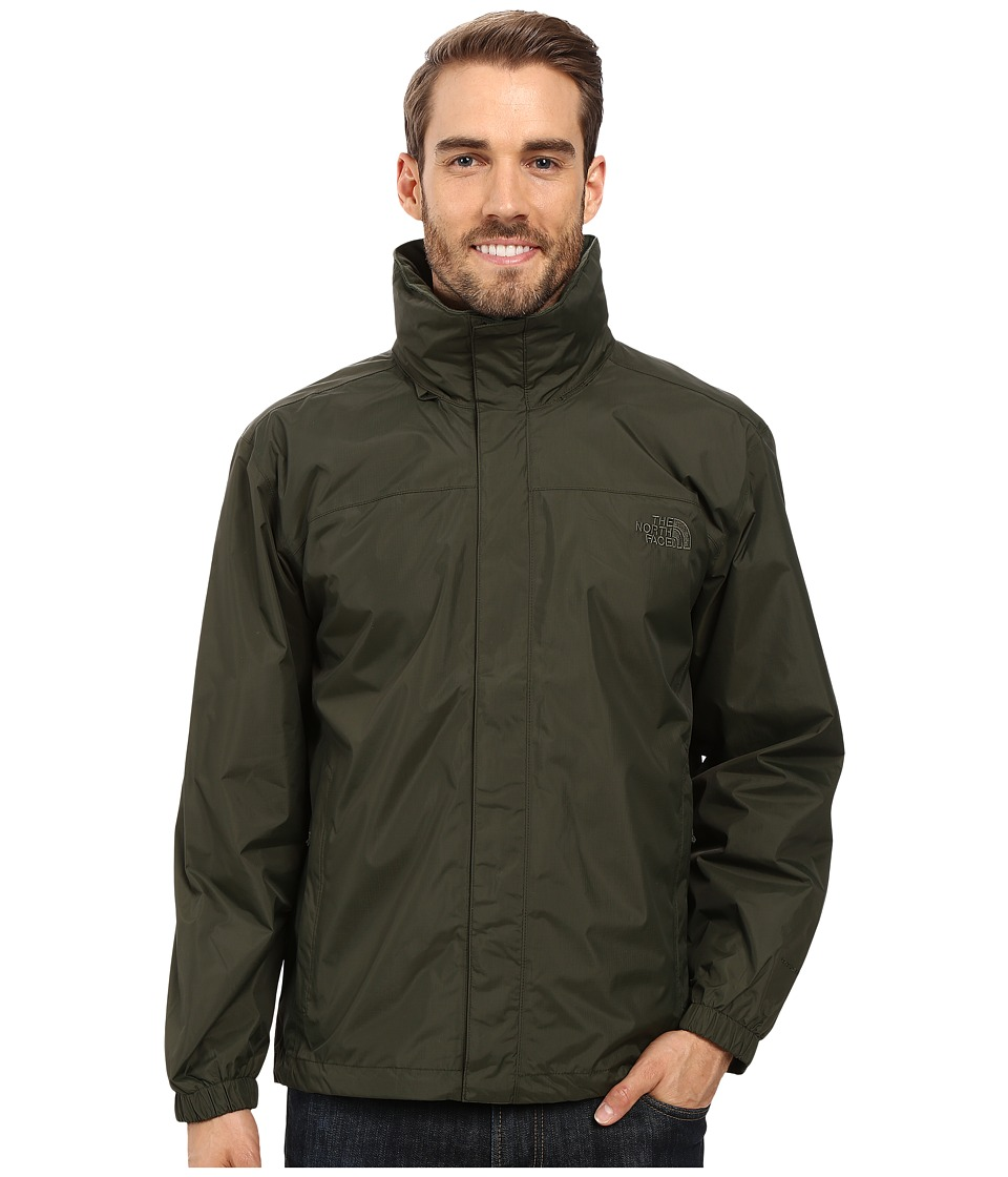 The North Face - Resolve Jacket (Rosin Green) Men's Sweatshirt