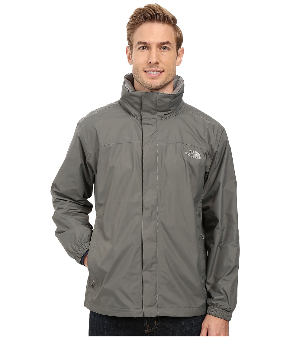 The North Face - Resolve Jacket (Fusebox Grey) Men's Sweatshirt