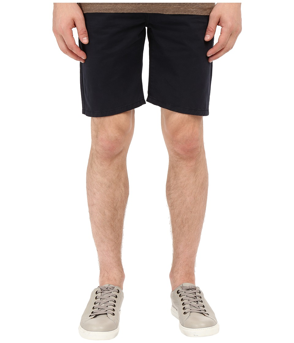 The Kooples - Sport Cotton Chino (Navy) Men's Shorts