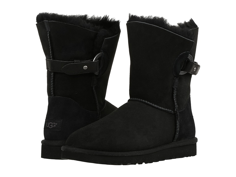 UGG - Nash (Black) Women's Boots