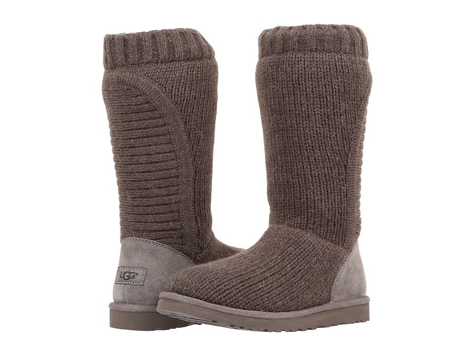UGG - Capra (Grey) Women's Boots