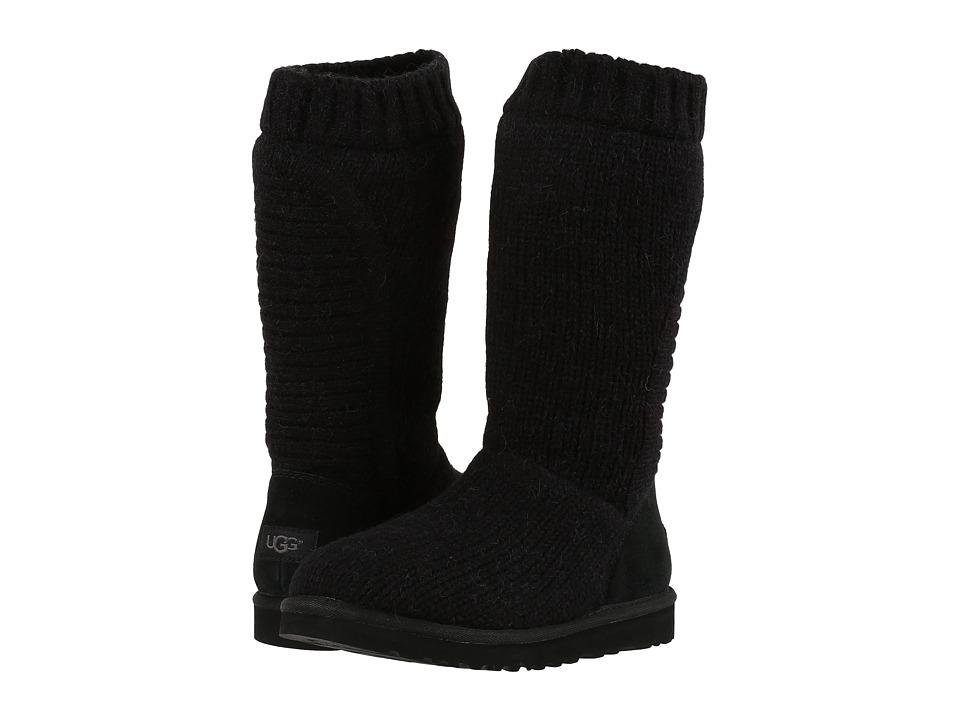 UGG - Capra (Black) Women's Boots