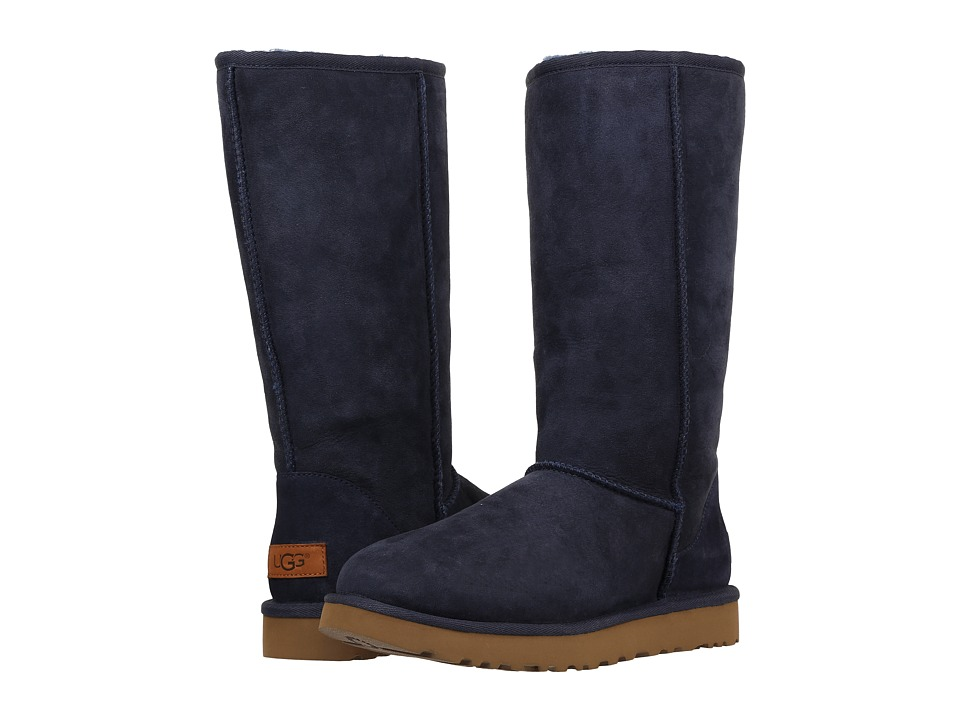 UGG - Classic Tall II (Navy) Women's Boots