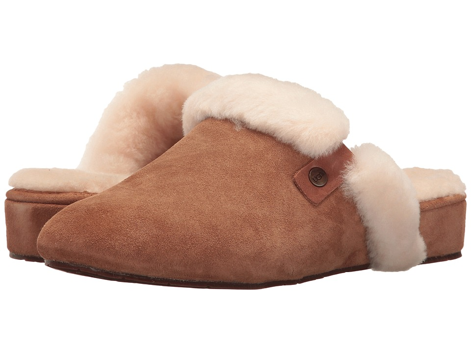 UGG - Elanor (Chestnut) Women's Slippers