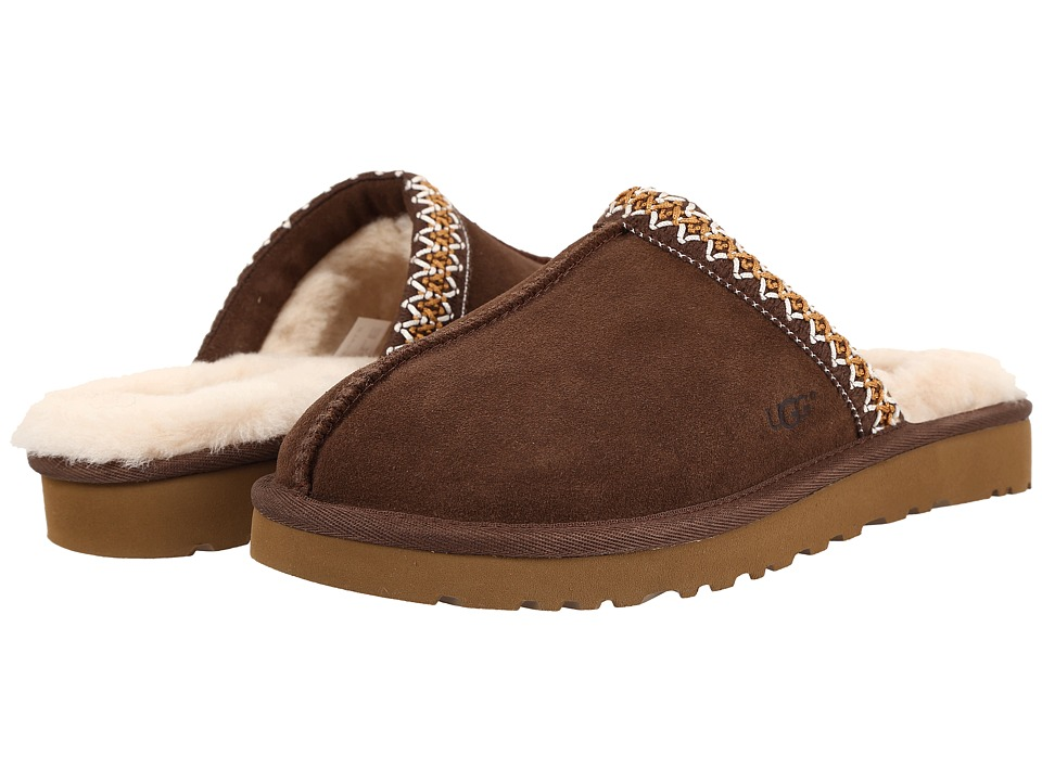 UGG - Netta (Chocolate) Women's Slippers