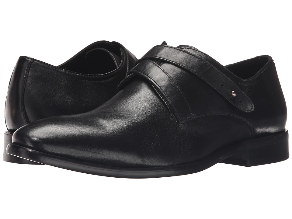 ALDO - Melfort (Black Leather) Men's Shoes