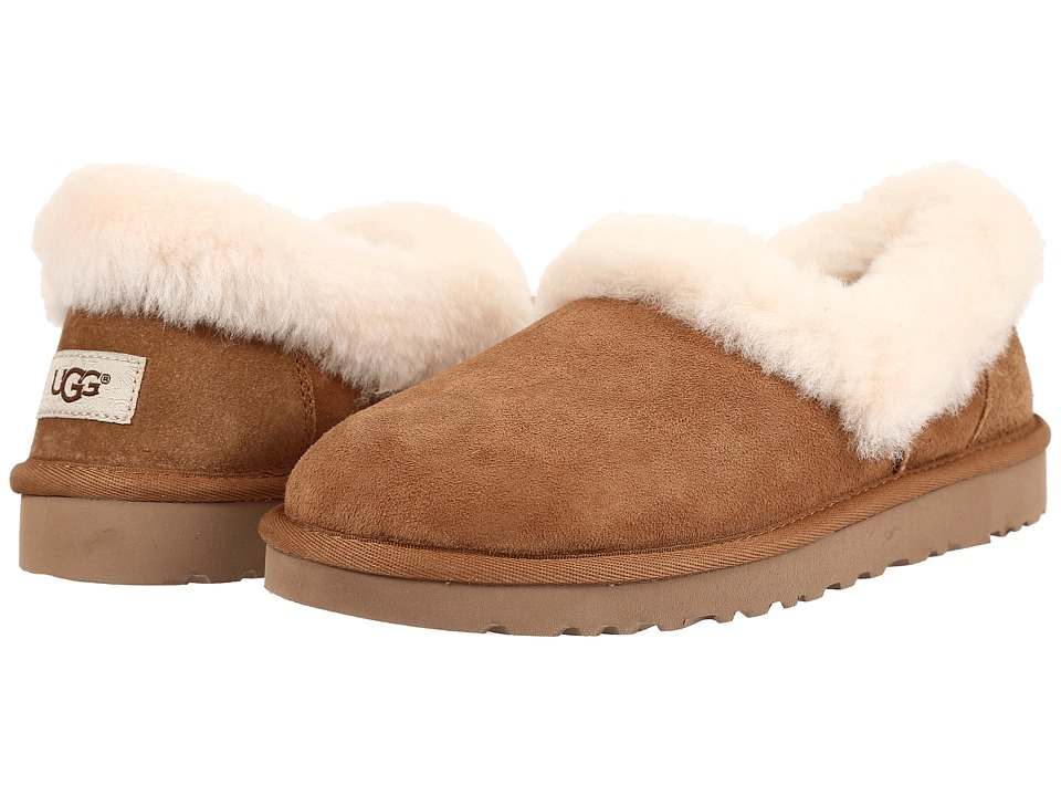 UGG - Nita (Chestnut) Women's Slippers