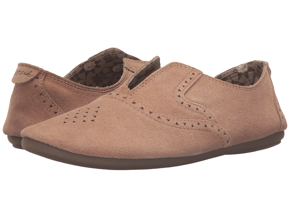 Sanuk - Adaline (Tobacco) Women's Slip on Shoes