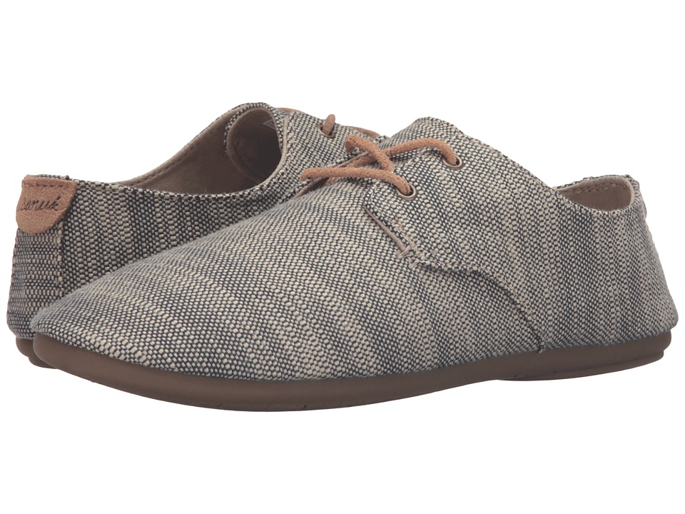 Sanuk - Bianca TX (Slate Slub) Women's Slip on Shoes
