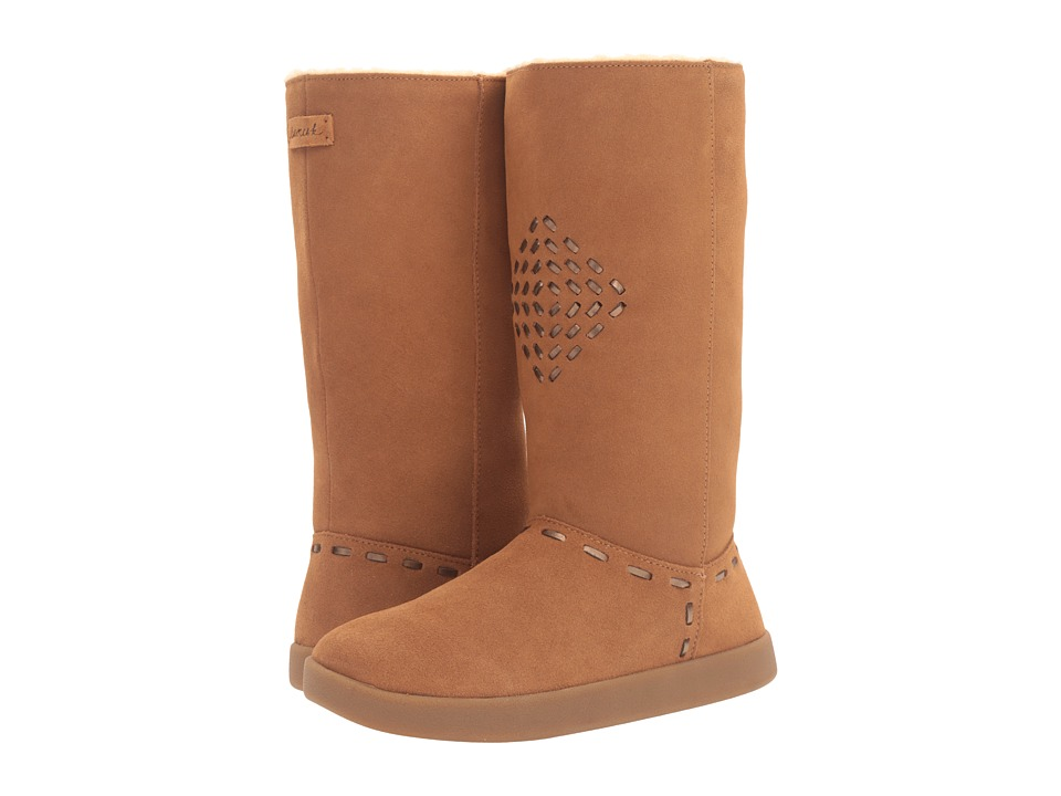 Sanuk - Toasty Tails (Chestnut) Women's Pull-on Boots