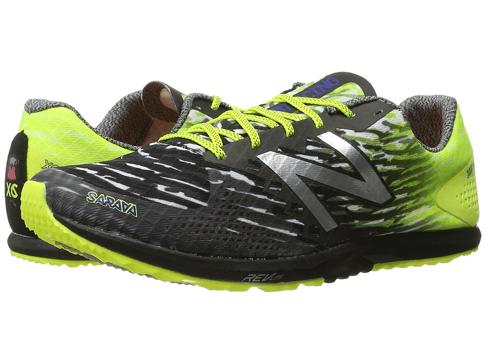 New Balance - MXC900 (Yellow/Black) Men's Running Shoes