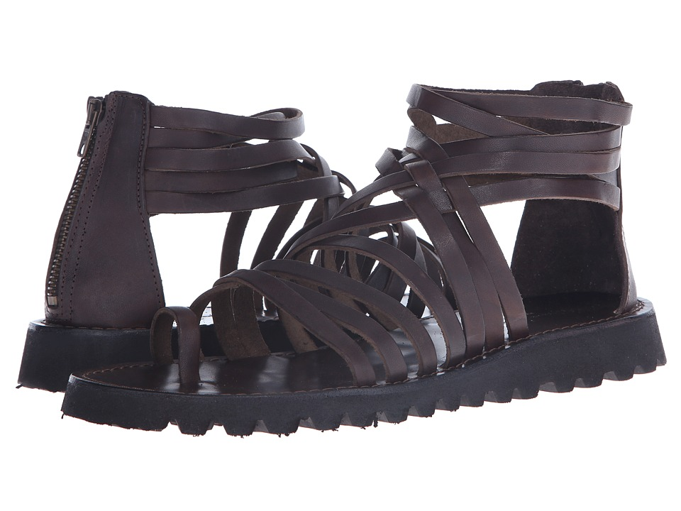 Massimo Matteo - Back Zip Gladiator (T.Moro) Men's Sandals