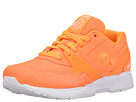 Reebok Pump Running Dual Tech (Solar Orange/White)