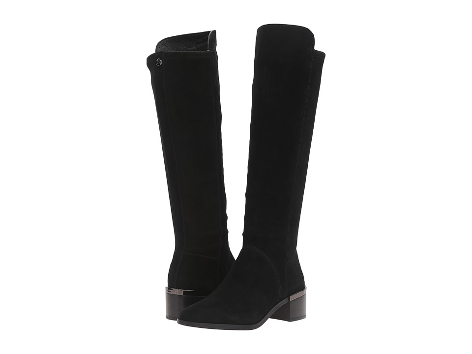 COACH - Ryder (Black/Black) Women's Zip Boots