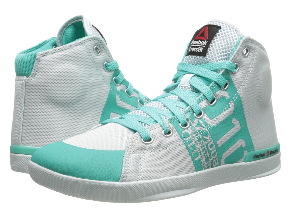 Reebok - Crossfit Lite Tr Poly (Reflection Blue/Timeless Teal) Women's Shoes