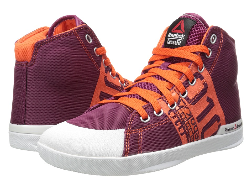 Reebok - Crossfit Lite Tr Poly (Flux Orange/Porcelain/Rebel Berry) Women's Shoes