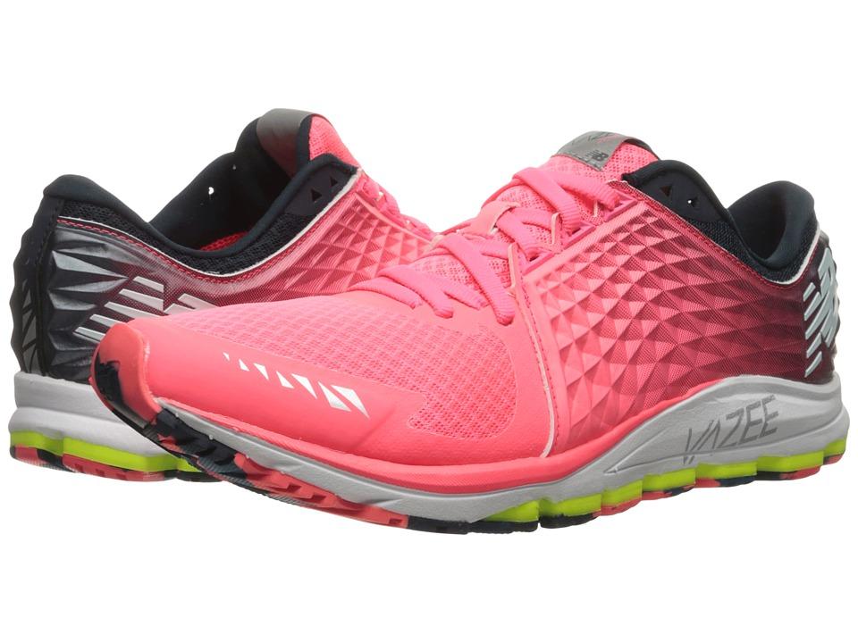 New Balance - Vaze 2090 (Pink/Yellow) Women's Running Shoes