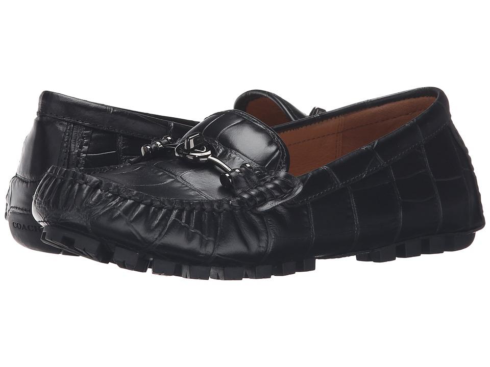 COACH - Arlene (Black) Women's Flat Shoes