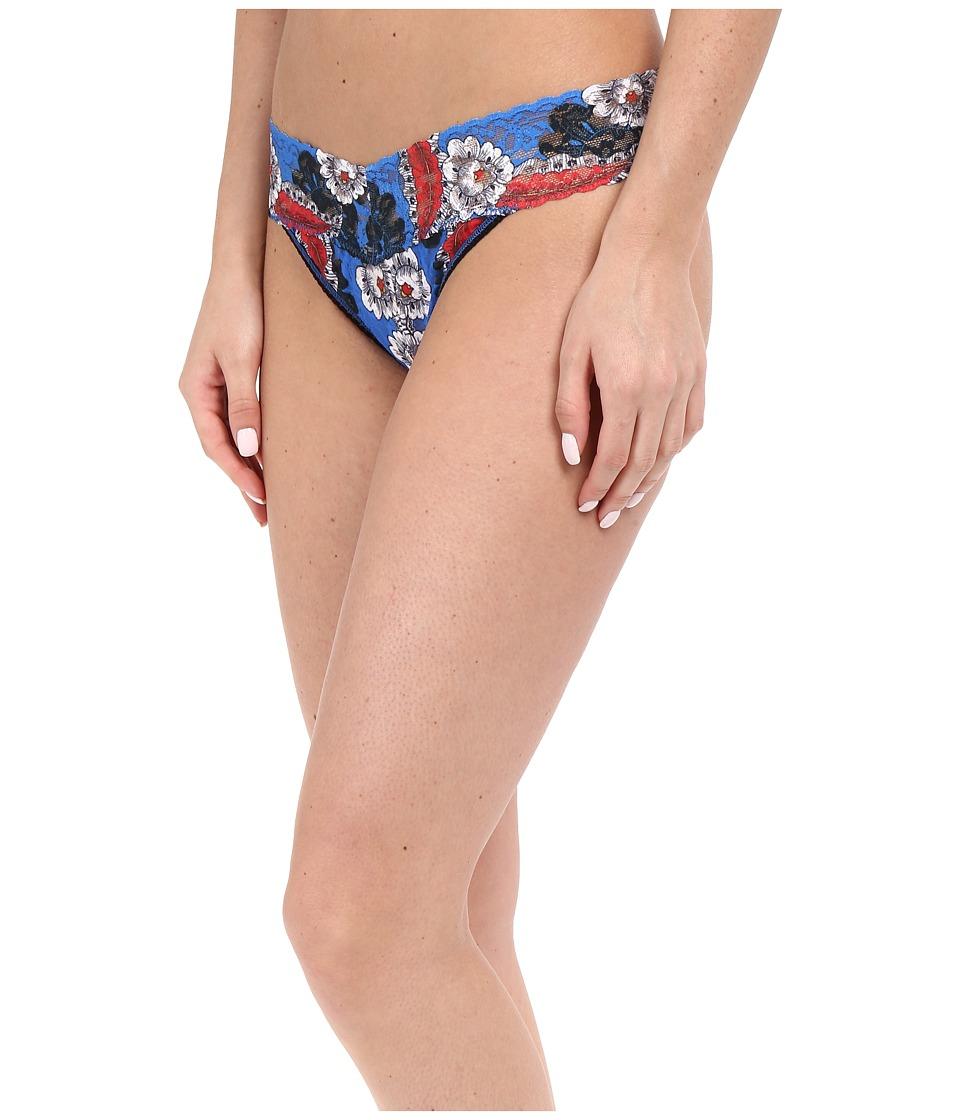 Hanky Panky - Jakarta Original Rise Thong (Multi) Women's Underwear