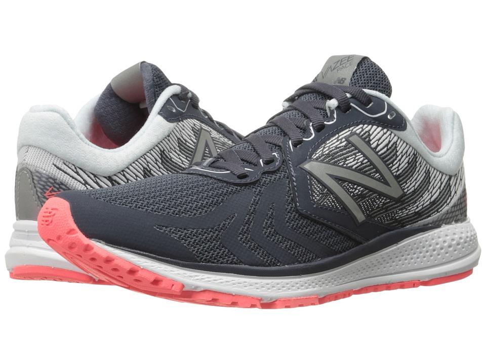 New Balance - Vazee Pace (Grey/White) Women's Running Shoes
